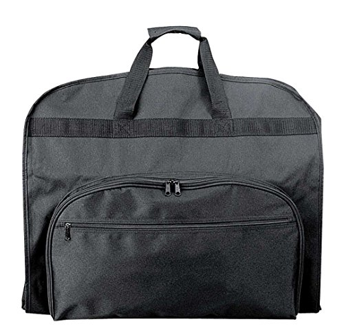 39-Business-Garment-Bag-Cover-Suits-Dresses-Clothing-Foldable-w-Pockets