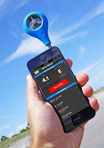 Osculati 29.801.24 - Windmesser f. Smartphone