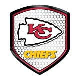 W2B - Kansas City Chiefs Shield Style Reflector at Amazon.com