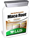 Love Life Supplements 1000 mg High Strength Maca Root Capsules - Pack of 60 Capsules