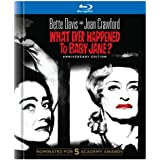 What Ever Happend to Baby Jane [Blu-ray Book]