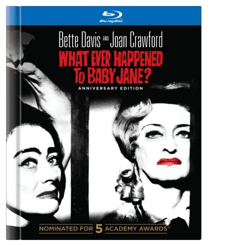 Cover art for  What Ever Happened to Baby Jane: 50th Anniversary [Blu-ray]