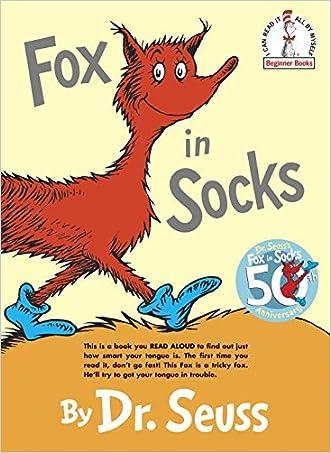 Fox in Socks (Beginner Books) written by Dr. Seuss