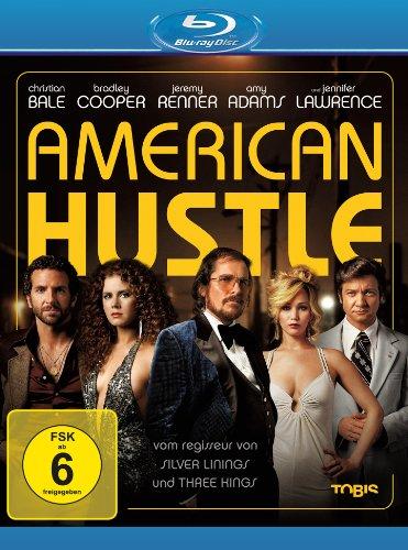 American Hustle [Blu-ray]