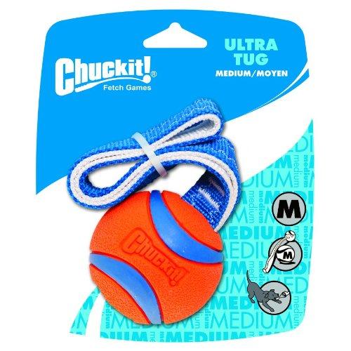 Artikelbild: Chuckit Hundespielzeug Ultra Tug Hundespielzeug, 6cm, mittel