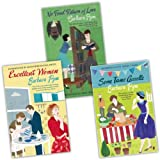 Barbara Pym 3 Books Collection Pack Set RRP: �23.97 (No Fond Return of Love, Some Tame Gazelle, Excellent Women)by Barbara Pym