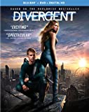Divergent (Blu-ray + DVD + Digital HD)