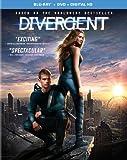 Divergent (Blu-ray + DVD + Digital HD)