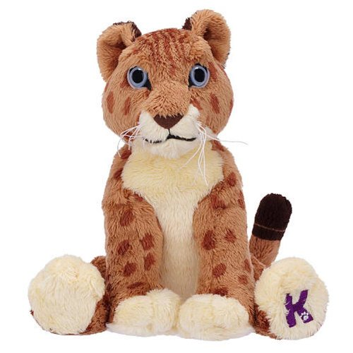 Microsoft Kinectimals African Lion By Jakks Pacific Picture