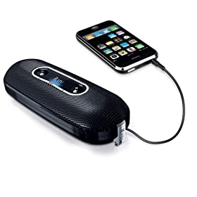 iLuv Mini Portable Speaker for iPod and MP3 Players