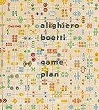 Acquista Alighiero Boetti Game Plan /Anglais
