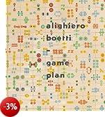 Alighiero Boetti Game Plan /Anglais