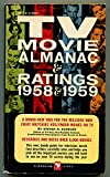 img - for TV Movie Almanac & Ratings 1958 & 1959 (Bantam books) book / textbook / text book