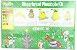 Color-a-Cookie SpongeBob Gingerbread Pinapple Kit, 40-Ounce Kit