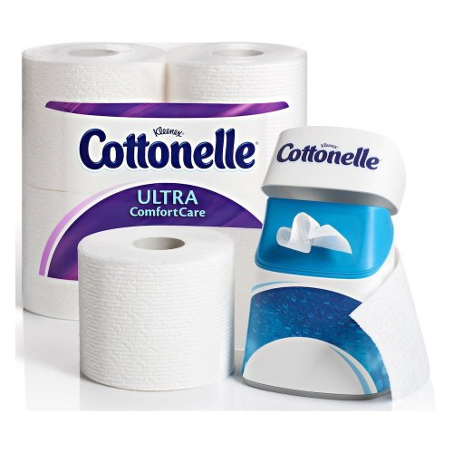 Cottonelle Ultra Comfort Care Toilet Paper, Big Roll, 48 Cou
