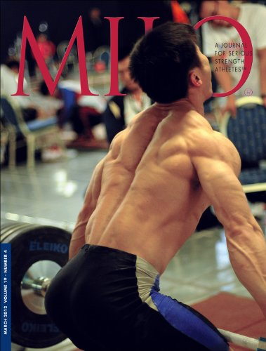 Milo: A Journal for Serious Strength Athletes, March 2012, Vol. 19, No. 4