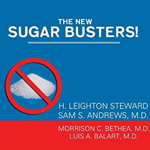 The New Sugar Busters! Audiobook