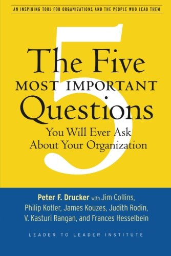 The Five Most Important Questions You Will Ever Ask About...