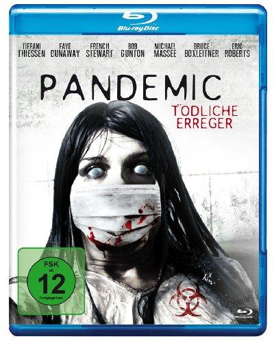 Pandemic Tödliche Erreger BluRay
