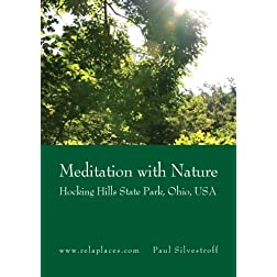 Meditation with Nature: Hocking Hills State Park, Ohio, USA