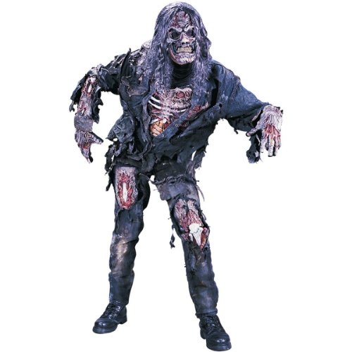 Zombie 3D Teen Halloween Costume