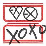 Kpop CD, Exo - 1nd Album : XOXO(Hug Ver)(Poster ver)[002kr]