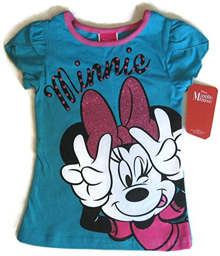 Disney Minnie Mouse Turquoise TShirt