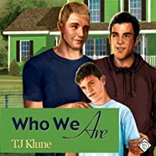 Who We Are Audiobook by TJ Klune Narrated by Charlie David