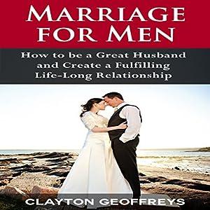Marriage for Men Audiobook