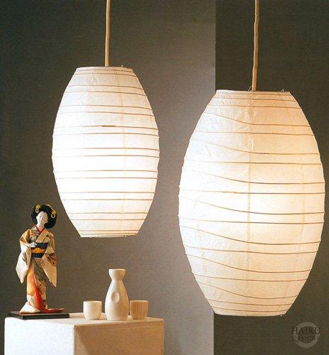 Hanging Japanese Lamp