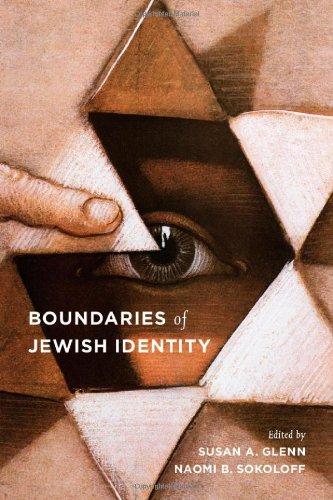 Boundaries of Jewish Identity (Samuel and Althea Stroum Book) (Samuel and Althea Stroum Books)
