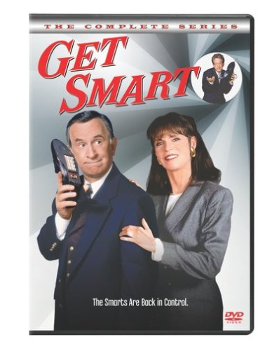 Cover art for  Get Smart: The Complete Series