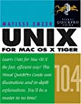 Unix for Mac OS X 10.4 Tiger: Visual...