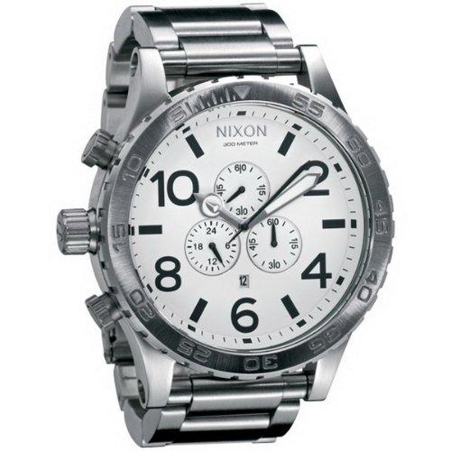 Nixon Men's Quartz Chronograph Watch 1100 A083