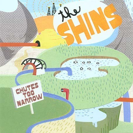 SHINS - CHUTES TOO NARROW - LP