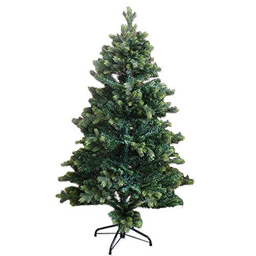 【GBT】ポモナ クリスマスツリー 150cm 高級ファー 平葉針葉MIX ヌードツリー オーナメントなしタイプ【K-150cm】