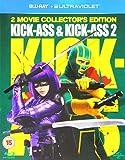 Kick-Ass & Kick-Ass 2 [Region Free] [Blu-ray]