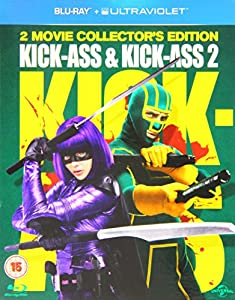 Kick-Ass/Kick-Ass 2 [Blu-ray] [Region Free]
