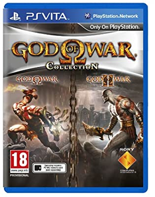 God of War Collection (Playstation Vita) from Sony