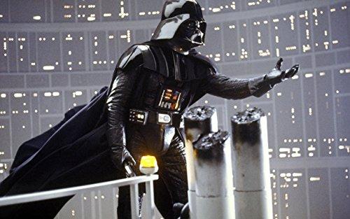 Posterhouzz Movie Star Wars Darth Vader Sith HD Wallpaper Background Fine Art Paper Print Poster