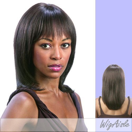 H. ELSA (Motown Tress) - Human Hair Full Wig by Oradell International Corporation