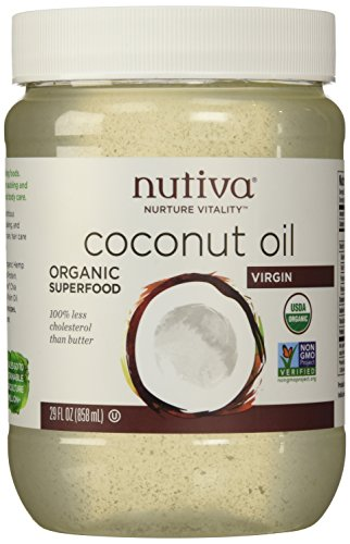 Nutiva Organic Virgin Coconut Oil - 29 oz