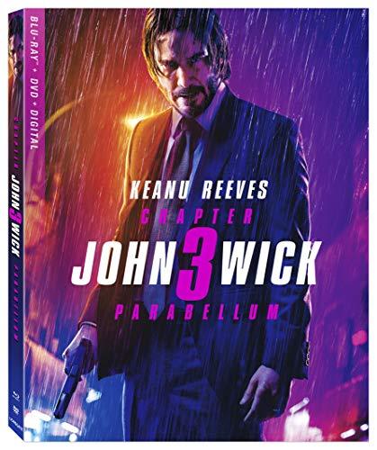 Blu-ray : John Wick: Chapter 3 - Parabellum (2 Discos)