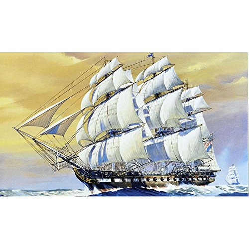 Revell 1:196 USS Constitution (Uss Constitution Model Kit compare prices)
