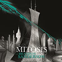 Mitosis: A Reckoners Novella (       UNABRIDGED) by Brandon Sanderson Narrated by Macleod Andrews
