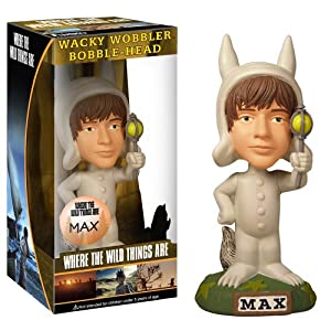 Where the Wild Things Are Max Wacky Wobbler