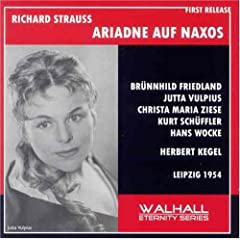 Strauss: Ariadne Auf Naxos [UK-Import]