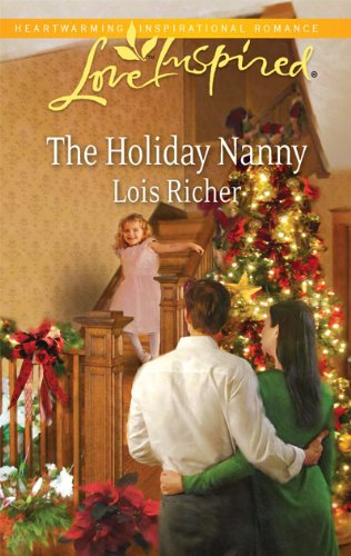 Image of The Holiday Nanny (Love Inspired)
