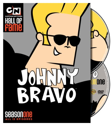 Johnny Bravo: Season One (Cartoon Network Hall of Fame)