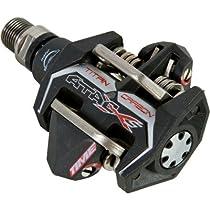 TIME ATAC XS Titan Carbon Pedals Black/Silver, One Size